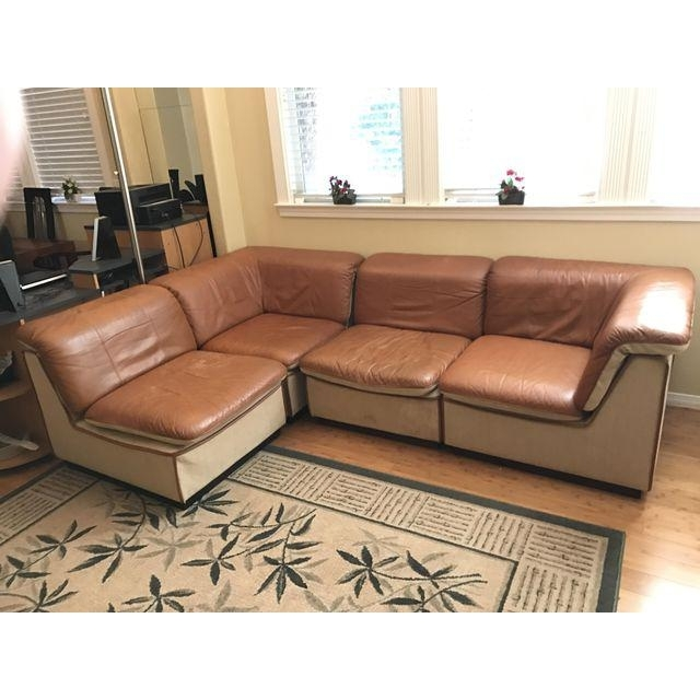 Best Vintage Sectional Sofa 91 In Sofa Design Ideas With Vintage Inside Vintage Sectional Sofas (Image 2 of 10)