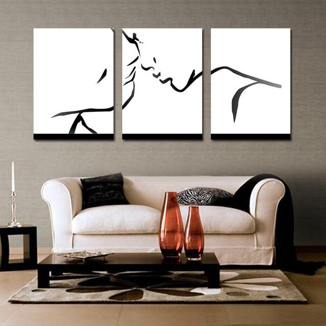 Featured Image of Abstract Wall Art For Living Room
