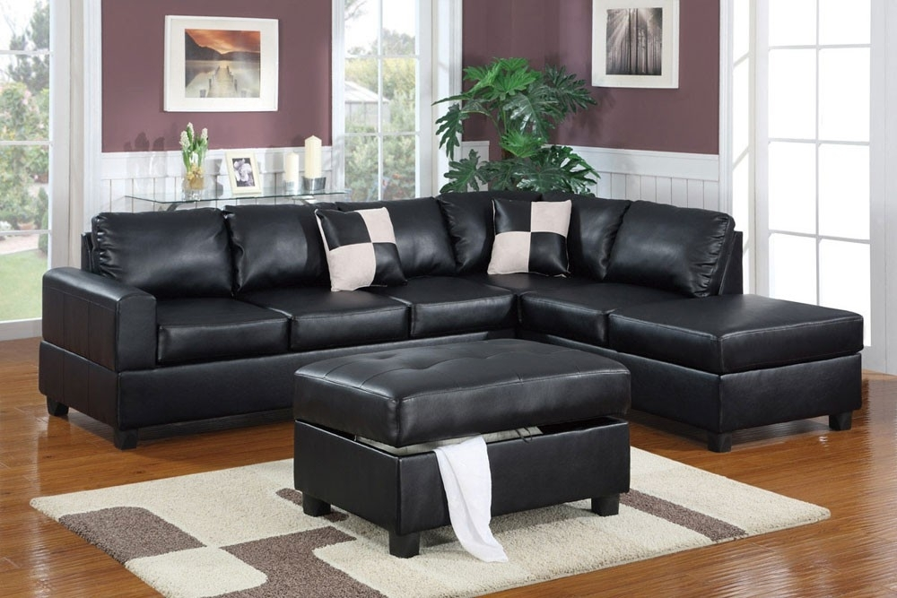 Featured Image of Leather Sectionals With Ottoman