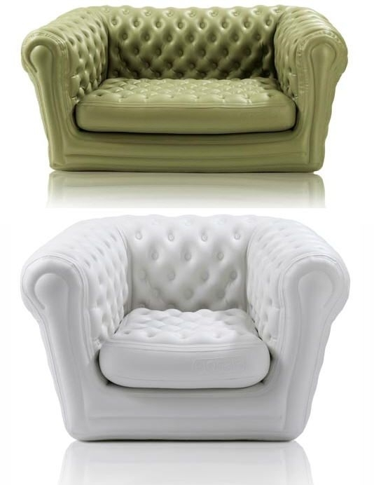 Blofield's Inflatable Furniture Acts Classy, Appears To Succeed Inside Inflatable Sofas And Chairs (Image 4 of 10)