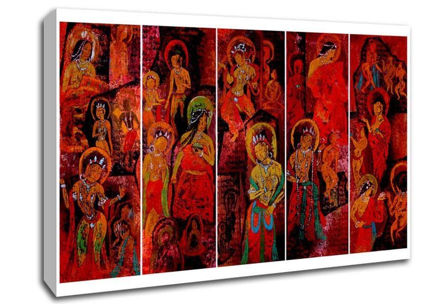 Blog Ethnic Tibetan Canvas Art Prints For Ethnic Canvas Wall Art (View 5 of 20)