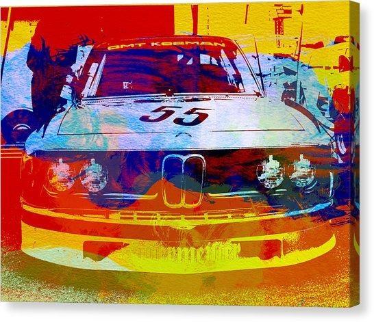 Bmw Canvas Prints | Fine Art America Regarding Bmw Canvas Wall Art (Image 3 of 20)