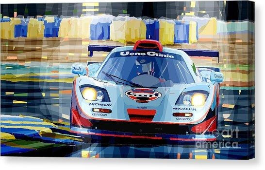Bmw Canvas Prints | Fine Art America Regarding Bmw Canvas Wall Art (View 16 of 20)