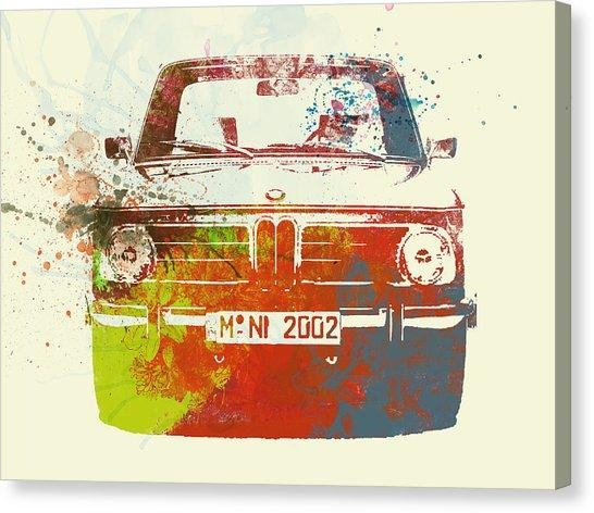Bmw Canvas Prints | Fine Art America Throughout Bmw Canvas Wall Art (Image 4 of 20)