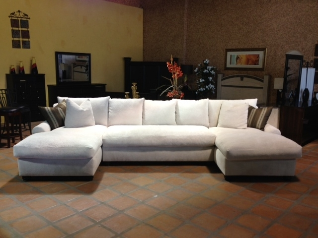 Bradly Double Chaise Feather Down Sectional | Fr Update | Pinterest Throughout Down Feather Sectional Sofas (Image 1 of 10)