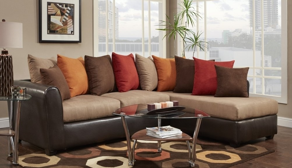 Brand New Sectional $ (Image 4 of 10)