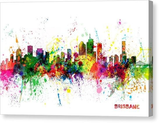Brisbane Canvas Prints | Fine Art America With Regard To Brisbane Canvas Wall Art (View 15 of 20)
