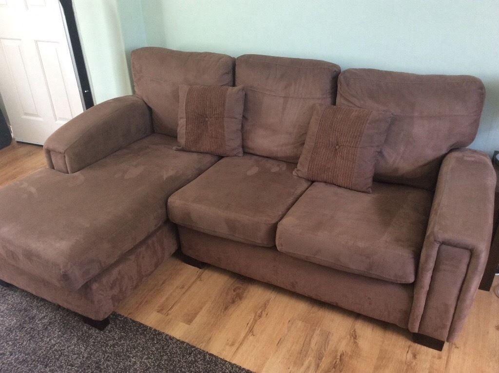 Featured Image of Faux Suede Sofas