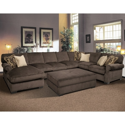 Broyhill® Sanremo Sectional Sofa | Wayfair – Pin Swag For Wayfair Sectional Sofas (Image 1 of 10)