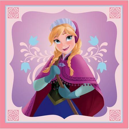 "Buy Disney Frozen Elsa And Anna Canvas Wall Art, 20"" X For Elsa Canvas Wall Art (Image 12 of 20)"