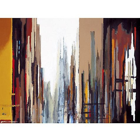 Buy Gregory Lang – Urban Abstract Online At Johnlewis | Artsy Throughout John Lewis Canvas Wall Art (Image 3 of 20)