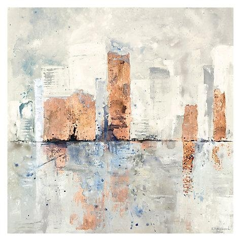Buy Ulyana Hammond – City Limits Canvas Print, 90 X 90Cm Online At In John Lewis Canvas Wall Art (Image 4 of 20)