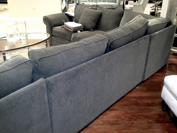 Buying Macy's Devon Fabric Sectional Sofa | Diy Playbook With Macys Sectional Sofas (Image 1 of 10)