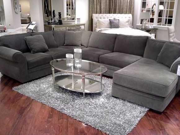 Buying Macy's Devon Fabric Sectional Sofa | Living Rooms, Room And House Regarding Macys Sofas (Image 1 of 10)