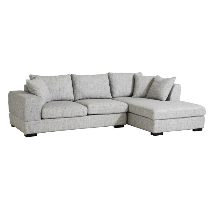 Buzz Fabric Sectional – Sectionals – Living Room – Gen Y Style For Mobilia Sectional Sofas (Image 1 of 10)