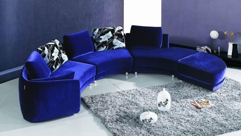 C Shape Sofa China (Mainland) Living Room Sofas Inside C Shaped Sofas (Image 1 of 10)