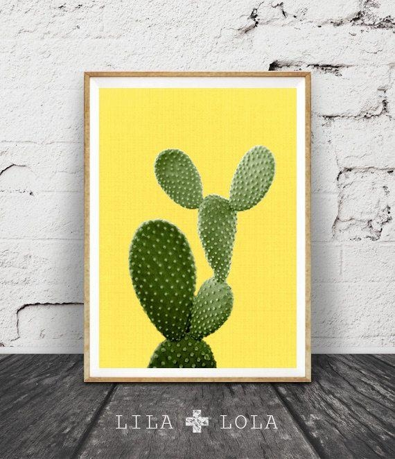 Cactus Wall Art, South Western Print, Mexican Decor, Digital Throughout Arizona Canvas Wall Art (View 14 of 20)