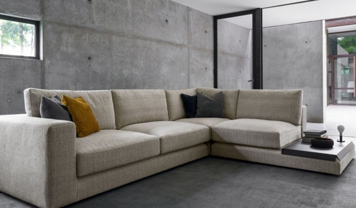 Calligaris Vaughan Studio | At Improve Canada Throughout Vaughan Sectional Sofas (View 5 of 10)