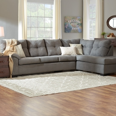 Camden Sectional | Budgeting, Living Rooms And Room With Wayfair Sectional Sofas (Image 2 of 10)