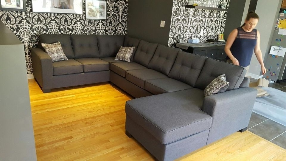 Canadian Made Custom Configuration Sectionals | Couches & Futons Regarding Kijiji Kitchener Sectional Sofas (Image 2 of 10)