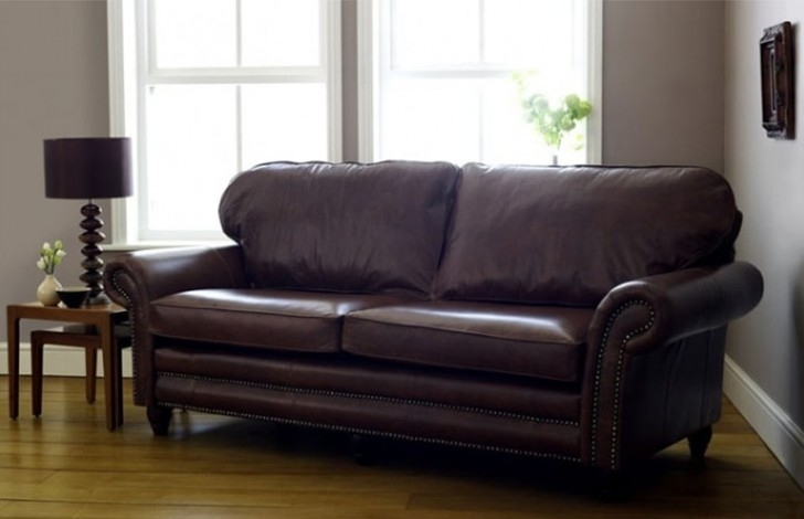 Featured Image of Canterbury Leather Sofas