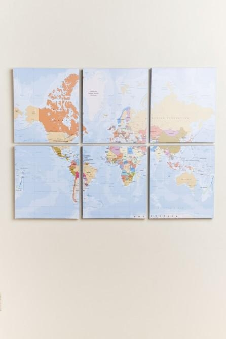 Canvas Art – Home + Gift – Earthbound Trading Co (View 6 of 20)