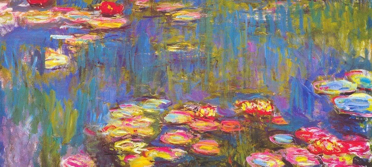 Featured Image of Monet Canvas Wall Art