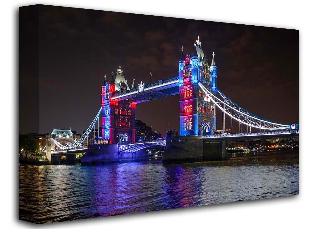 Canvas Cheap Art Large Wall Prints – Dma Homes | #5395 Throughout Canvas Wall Art Of London (Image 8 of 20)
