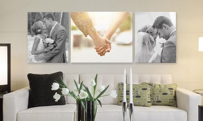 Canvas On Demand In Amarillo | Groupon Pertaining To Groupon Canvas Wall Art (Image 3 of 20)