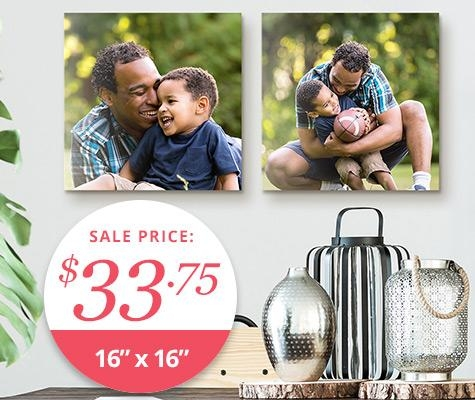 Canvas On Demand® | Photos To Canvas Prints – Canvas On Demand Throughout Big W Canvas Wall Art (Image 10 of 20)