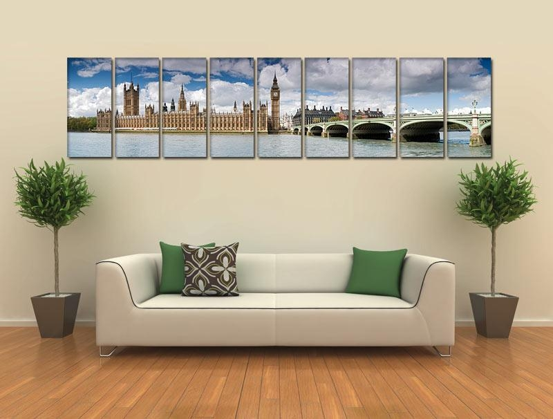 Canvas Photo Prints | Miracle Canvas – Multi Panel Canvas Prints Intended For Canvas Wall Art In Canada (Image 4 of 20)