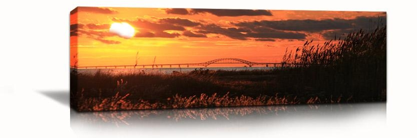 Canvas Photo Prints | Office Art | Photo And Art Prints – Queens Intended For Panoramic Canvas Wall Art (Image 6 of 20)