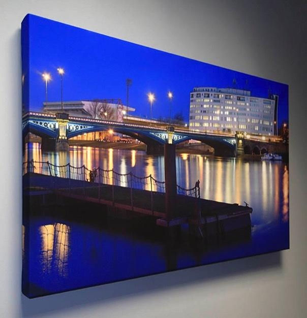 Canvas Printing | Hayman Creative With Nottingham Canvas Wall Art (View 2 of 20)
