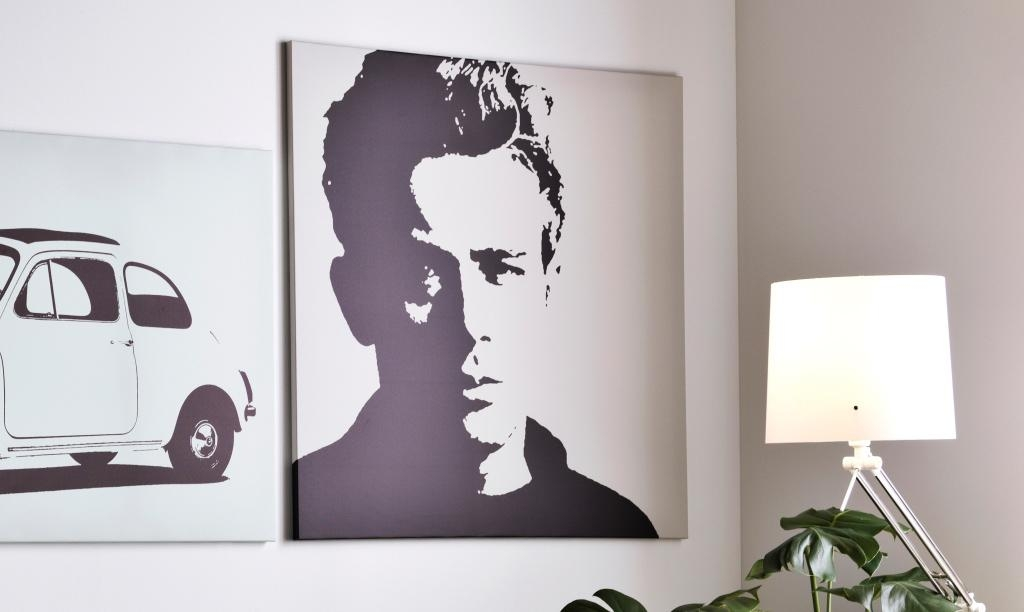 Canvas Prints & Art – Framed Pictures – Ikea Intended For Canvas Wall Art At Ikea (Image 7 of 20)