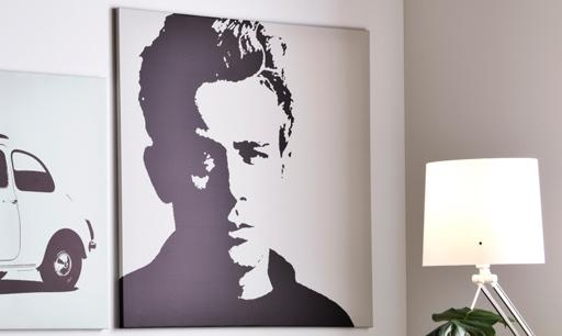 Canvas Prints & Art – Framed Pictures – Ikea Intended For Canvas Wall Art At Ikea (Image 6 of 20)