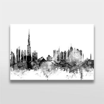 Canvas Prints As Wall Art | Artboxone With Regard To Dubai Canvas Wall Art (Image 6 of 20)