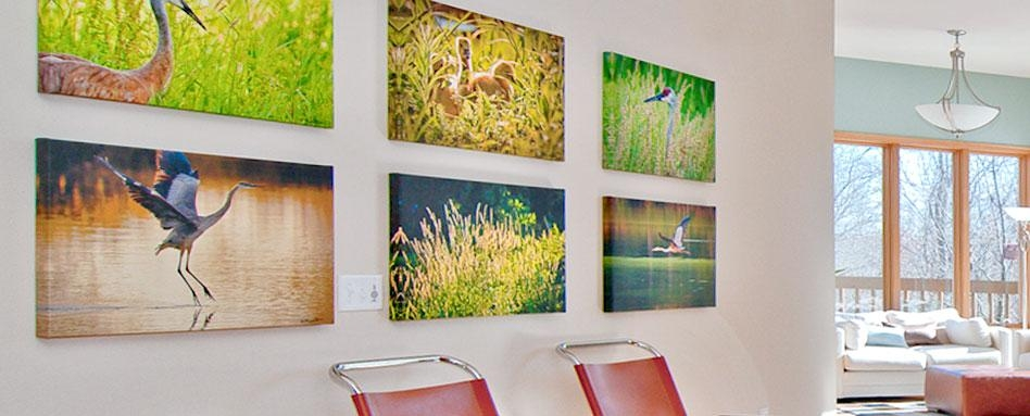 Canvas Prints Vs Posters, Why Canvas Prints Are Better – Wizardz For Cape Town Canvas Wall Art (Image 5 of 20)