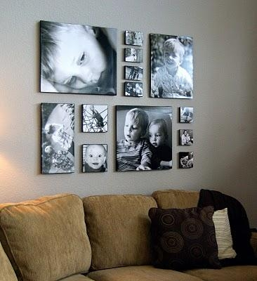 Canvas Prints Wall Gallery Ideas | Canvases, Diy Canvas And Canvas Throughout Groupings Canvas Wall Art (Image 5 of 20)