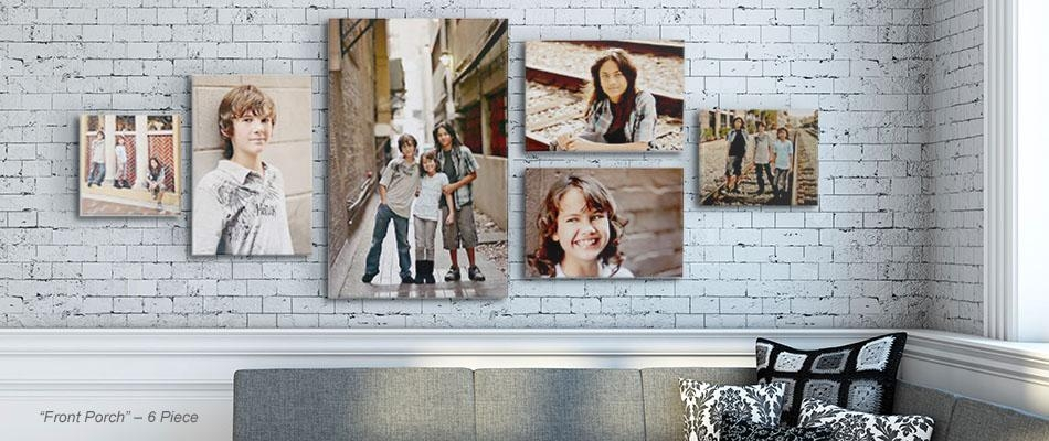 Canvas Wall Displays | Canvas Prints – Canvas On Demand Intended For Groupings Canvas Wall Art (Image 6 of 20)
