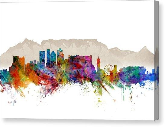 Cape Town Canvas Prints | Fine Art America With Cape Town Canvas Wall Art (Image 7 of 20)