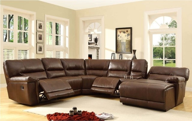 Captivating Sectional Sleeper Sofa With Recliners Sofa Beds Design With Sectional Sofas With Recliners (Image 3 of 10)