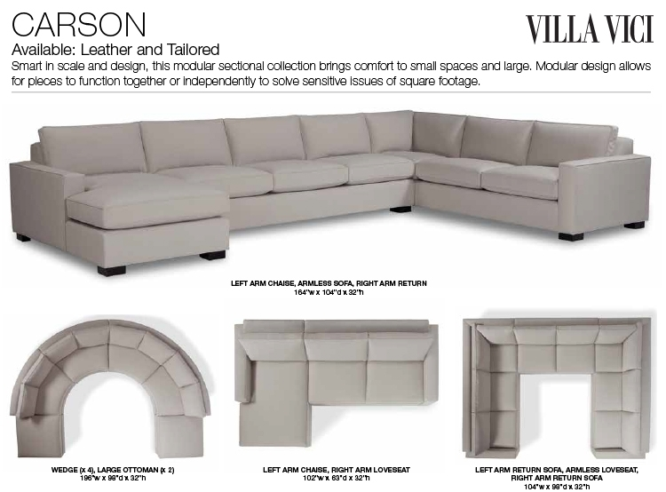 Featured Image of New Orleans Sectional Sofas