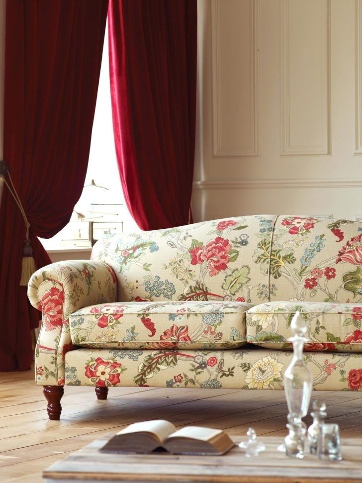 Chairs : Chintz Chairs Full Size Of Sofas And Chair Sofa Beautiful Within Chintz Covered Sofas (Image 3 of 10)
