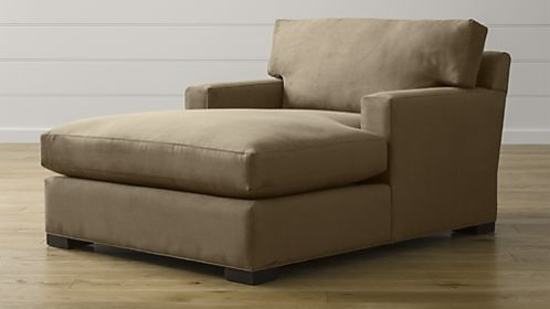 Chaise Lounge Sofas And Chairs | Crate And Barrel In Lounge Sofas And Chairs (Image 3 of 10)