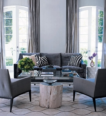 Charcoal Gray Sofa Design Ideas Regarding Charcoal Grey Sofas (Image 2 of 10)