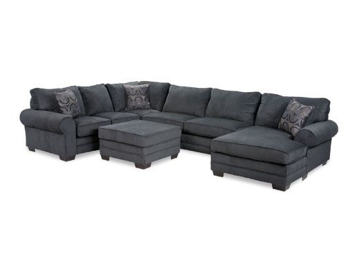 Charisma Package Combination Jerry's Price Package Savings In Stock With Regard To Sectional Sofas In Stock (Photo 1 of 10)