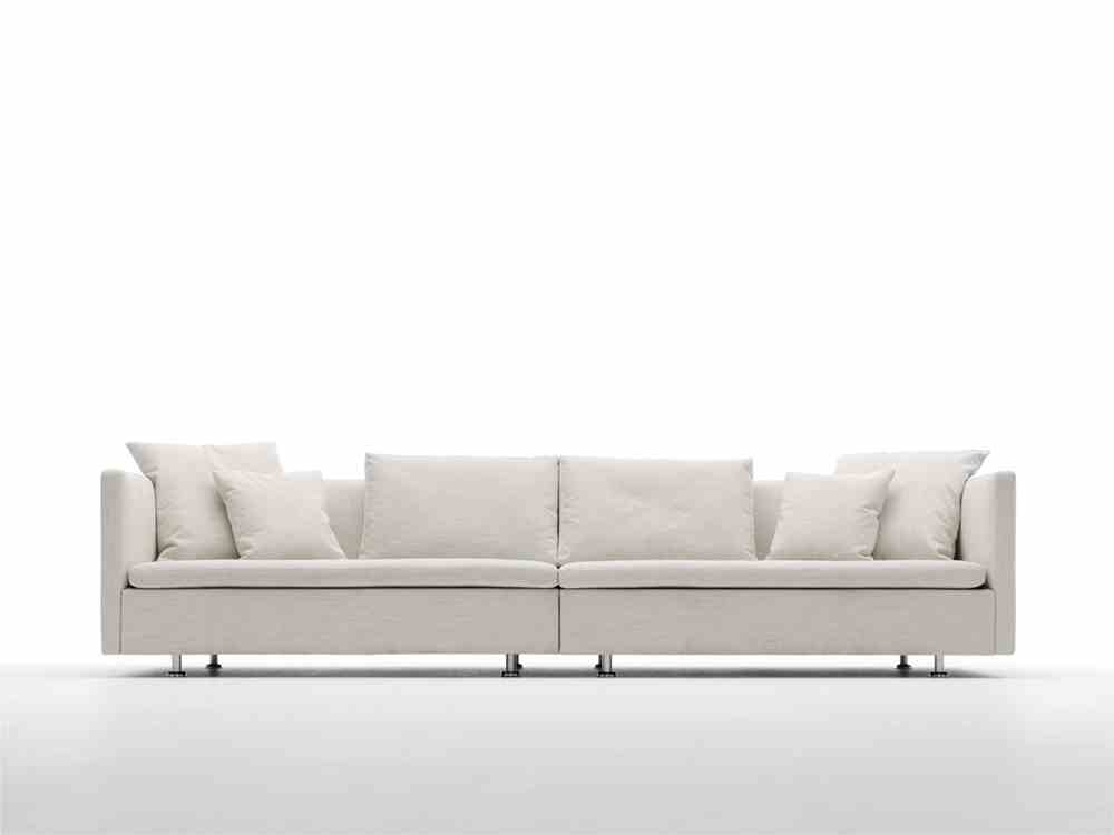 Featured Image of White Modern Sofas
