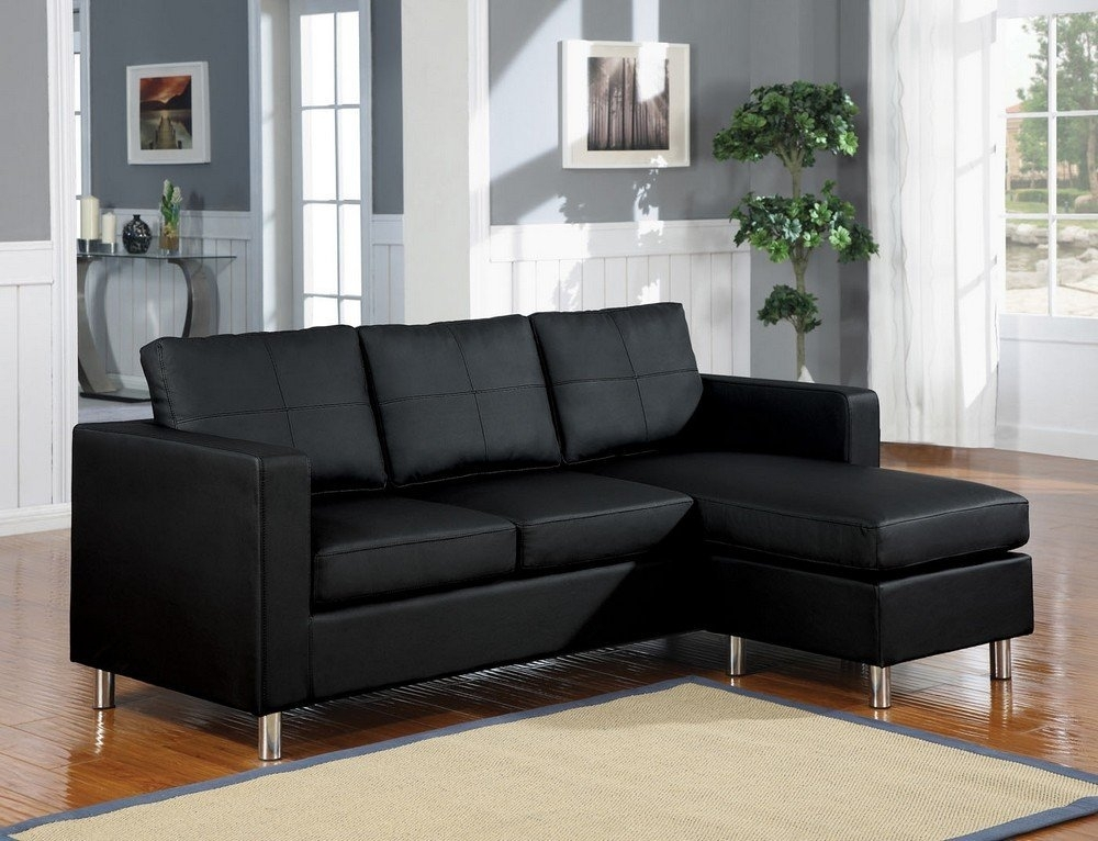 Cheap Sectional Furniture Black — Umpquavalleyquilters : How To In Cheap Black Sofas (View 10 of 10)