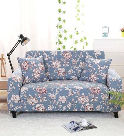 Chintz Sofa Fabric Sofas Floral – Banota With Regard To Chintz Sofas (Image 5 of 10)