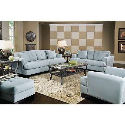 Cindy Crawford Home Avenue Hydra 7 Pc Livingroom Thisnext Cindy With Cindy Crawford Sofas (Image 3 of 10)